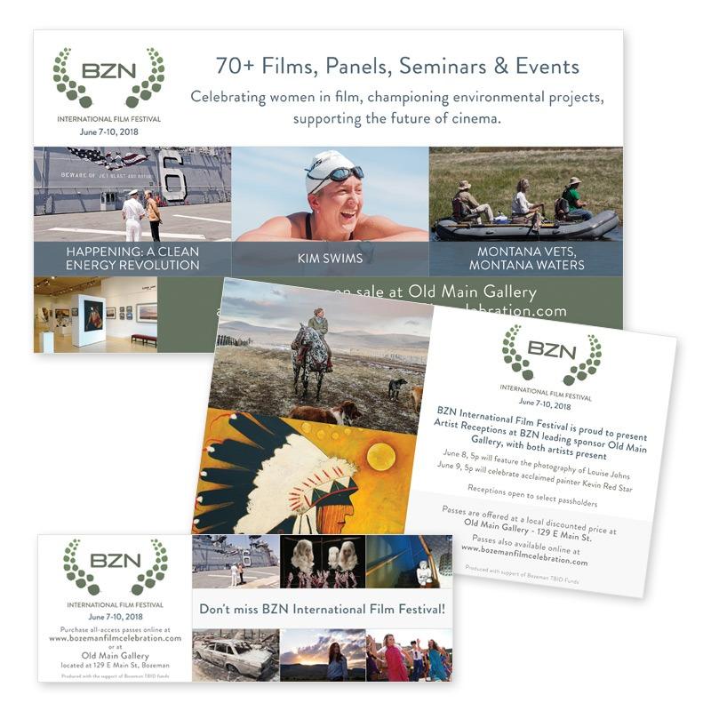 Film Festival Ad Design Company