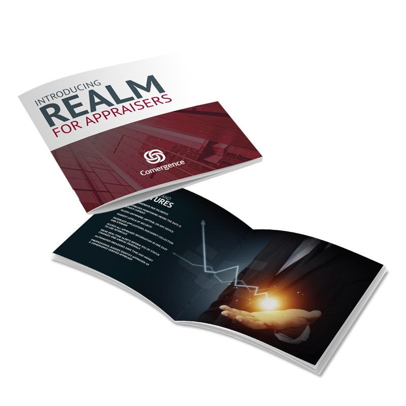 Mortgage Compliance Brochure Design