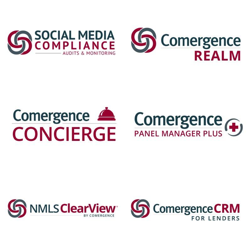 Mortgage Compliance Logo Branding Company