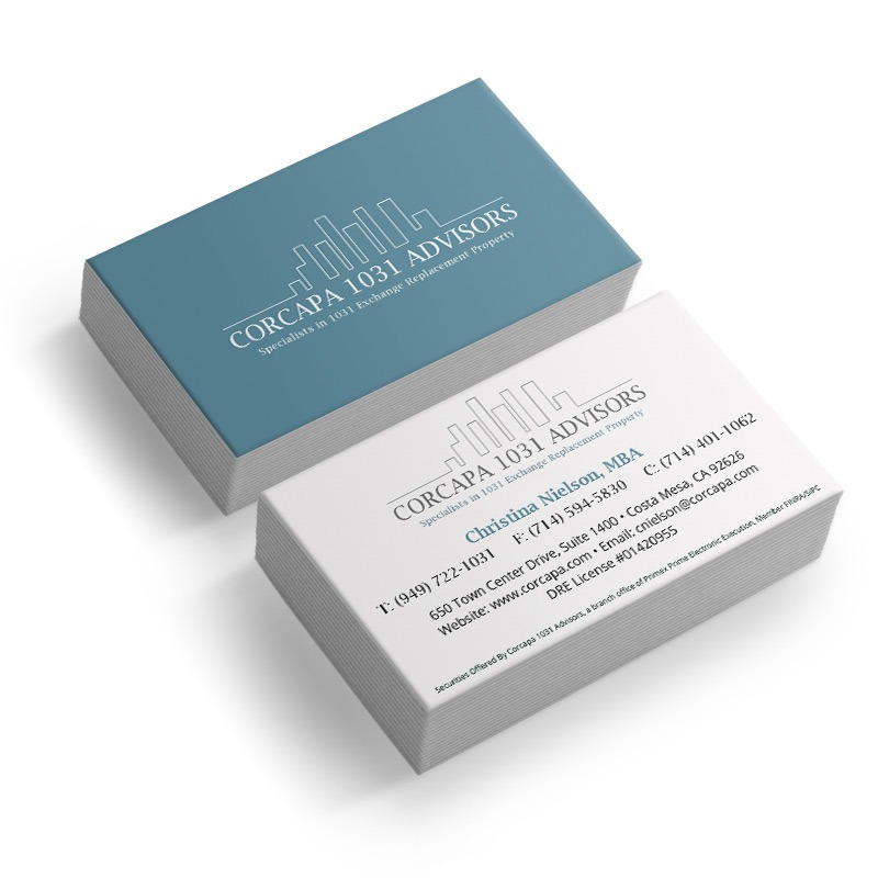 Real Estate Business Card Designer