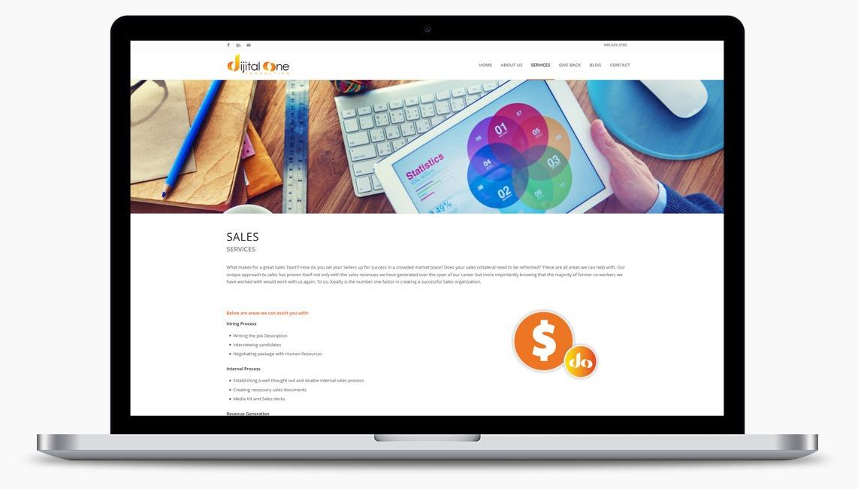 Orange County Consulting Web Designer