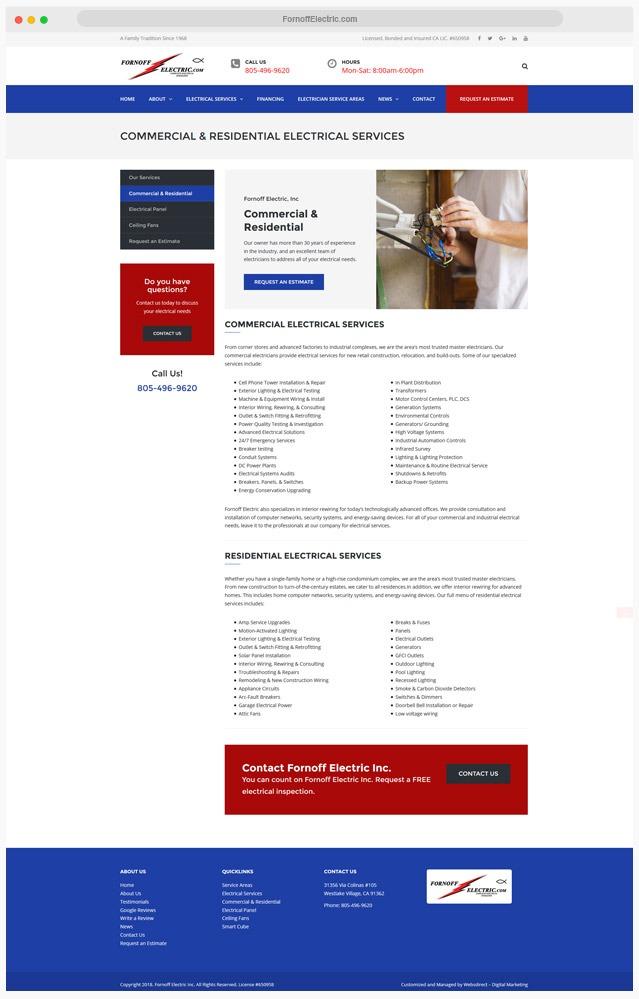 Electric Company Website Company