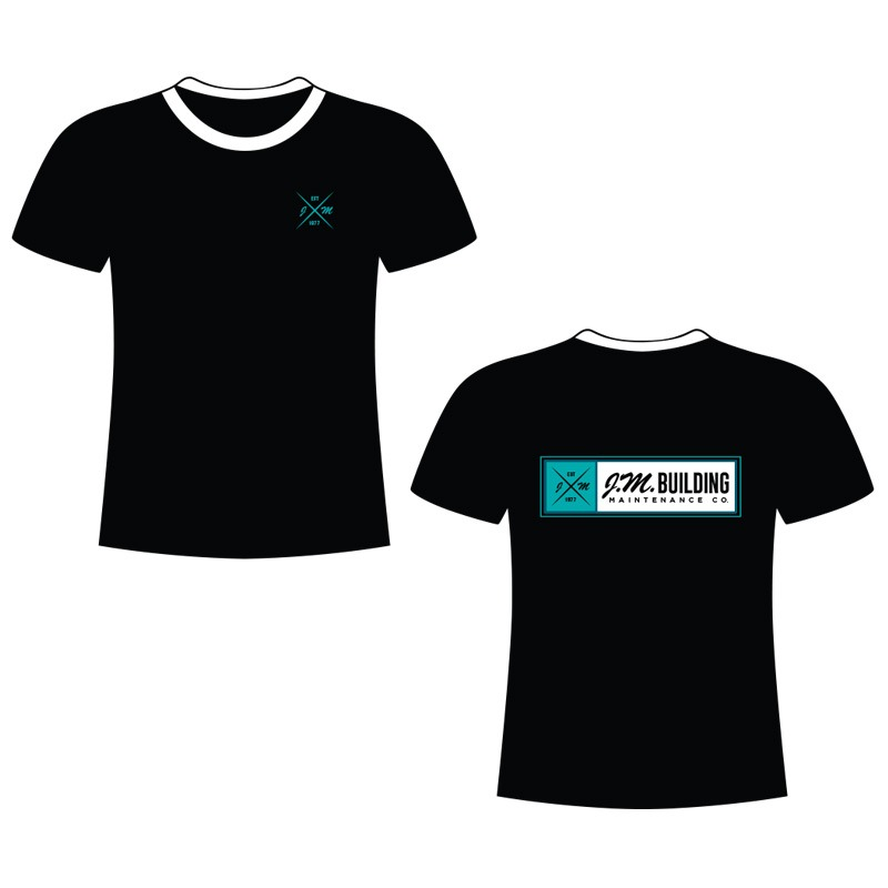 Janitorial T-Shirt Design Company