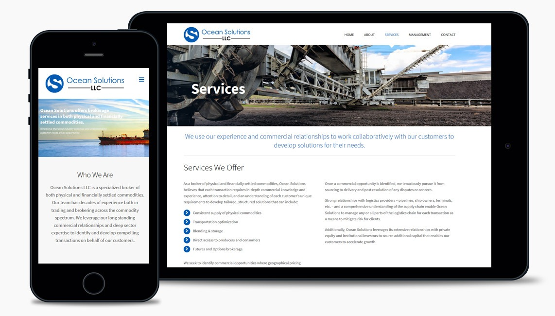 Salad Commodity Web Design Company