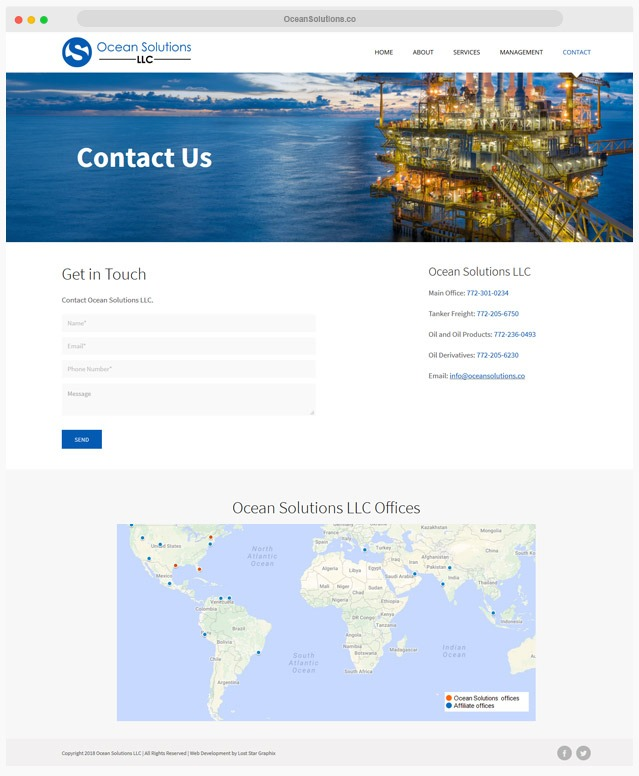 Ventura County Commodity Web Design Company