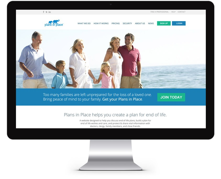Orange County Estate Planning Web Design Company
