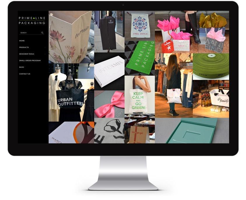 Orange County Packaging Web Design Company
