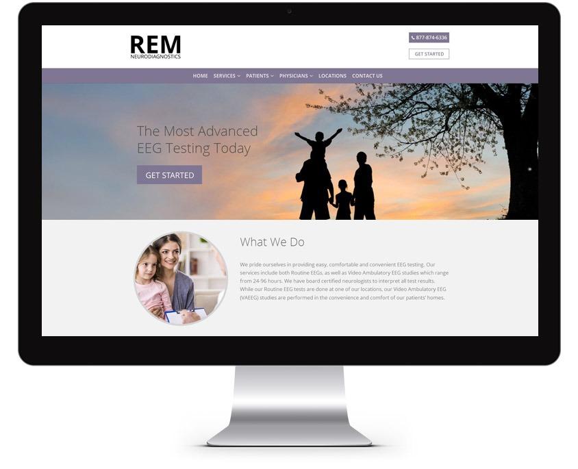 Orange County Medical Clinic Web Design Company