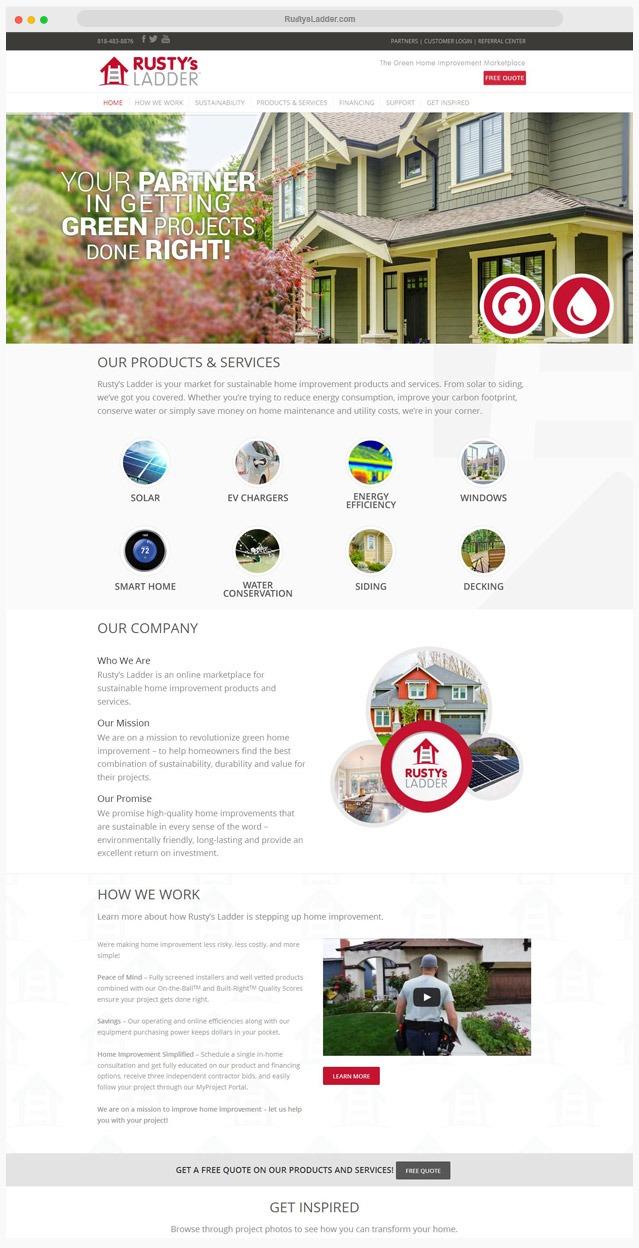 Ventura County Solar Web Design Company