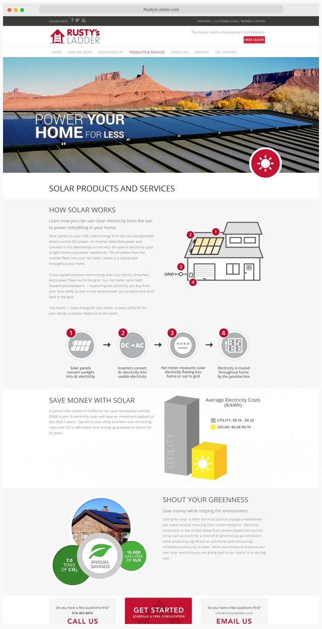 Solar Web Designer