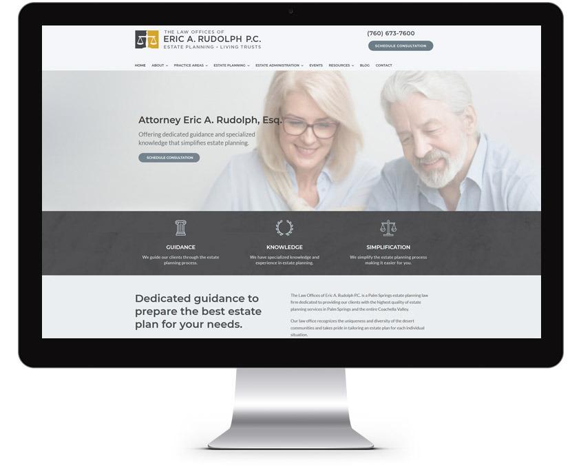Attorney Website Design Company