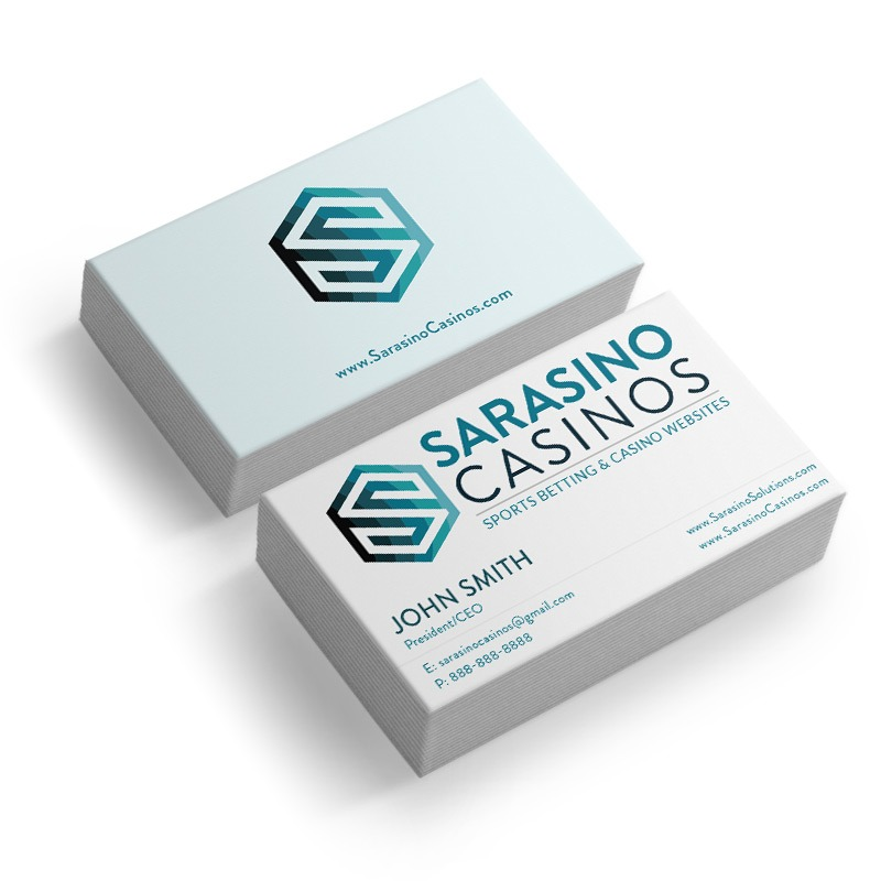 Casino Company Branding