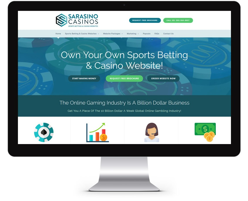 Casino Web Design Company