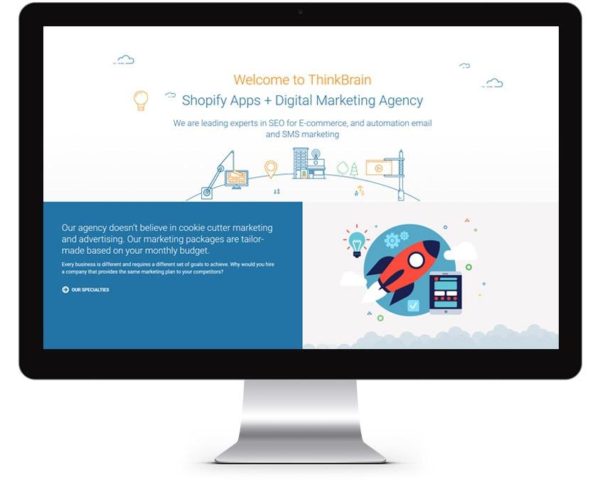 Orange County Shopify Apps Web Design Company