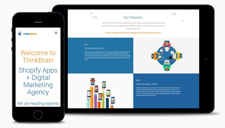 Salad Shopify Apps Web Design Company