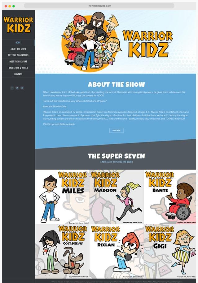 Ventura County Animated Show Web Design Company