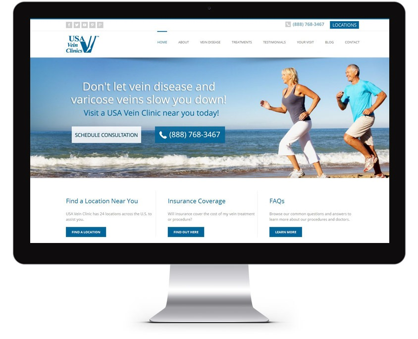 Orange County Medical Office Web Design Company