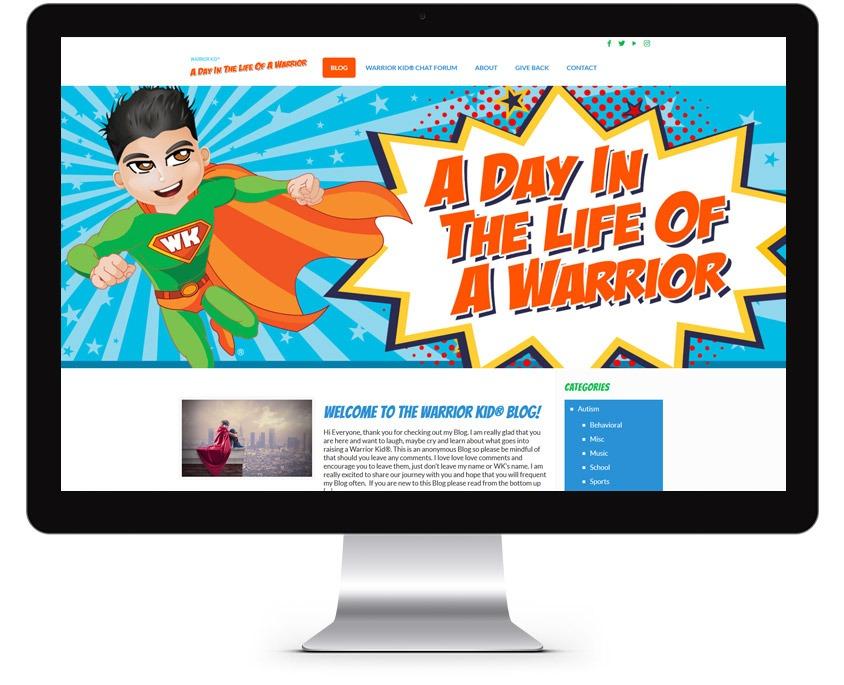 Orange County Blog Web Design Company