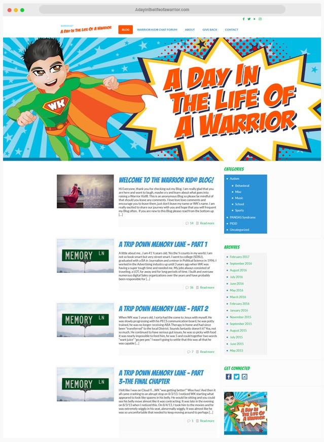 Ventura County Blog Web Design Company