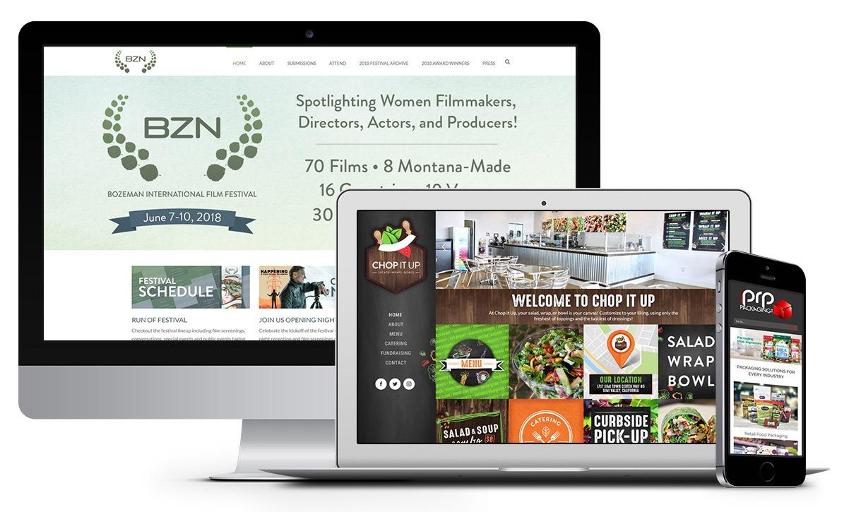 Baldwin Park Web Design