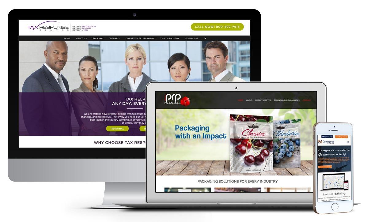 Los Angeles County Web Design Company