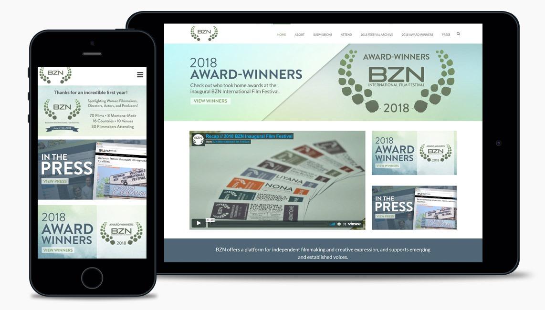 Panorama City Web Design