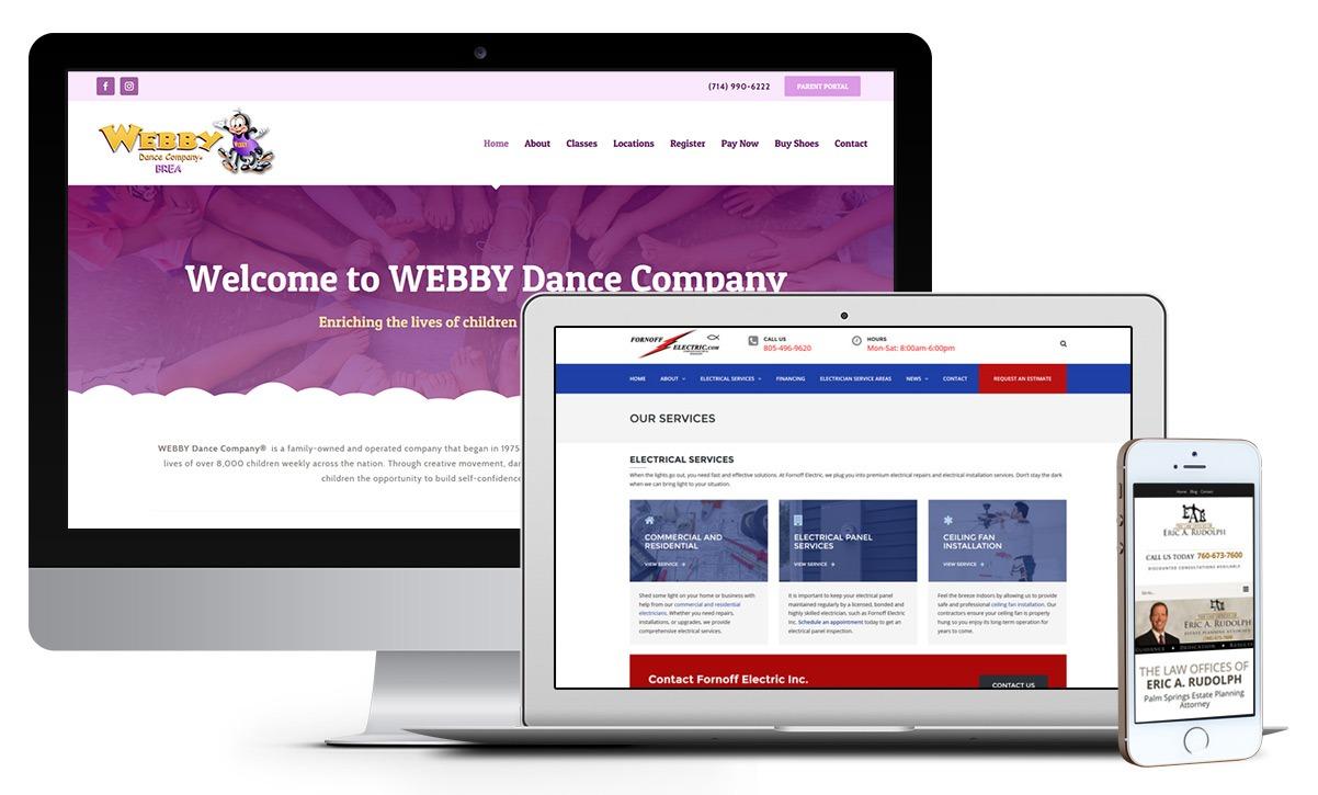 Santa Fe Springs Web Design Company