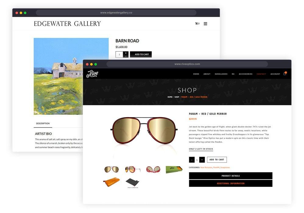 E-Commerce Web Designer Orange County