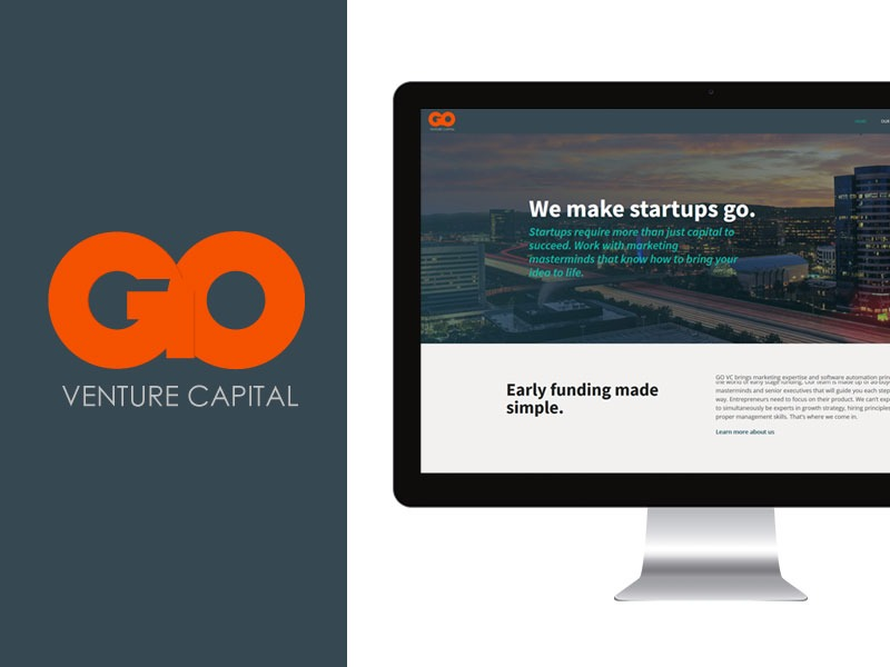 Web Designer for Venture Capital Company