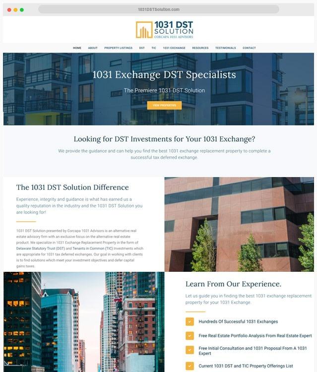 Investment WordPress Theme