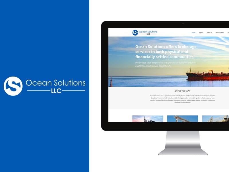 Web Designer for Oil Company