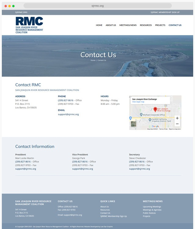 Resource Management Web Design Company