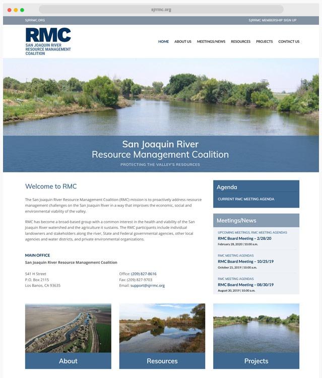 Resource Management Website