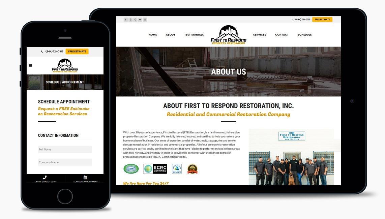 Restoration Web Design Company
