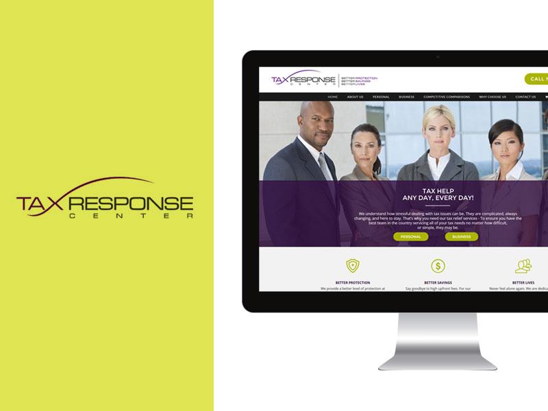 Web Designer for Tax Company