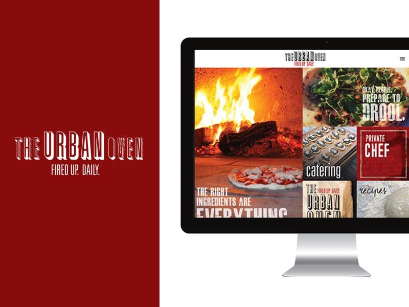 Web Designer for Pizza Company